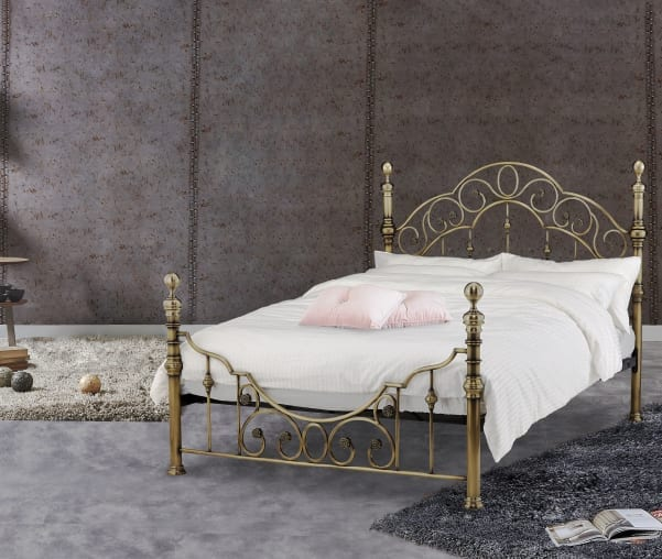 Florence Brass Bed