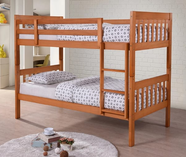 Lydia Bunk Bed Pine